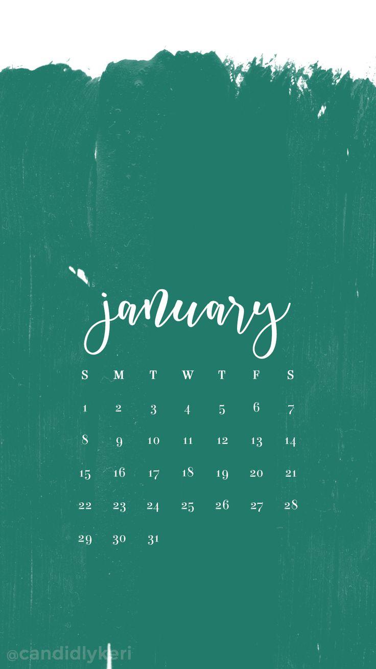 Iphone Calendar Wallpaper January : Ideas about january calendar on pinterest free