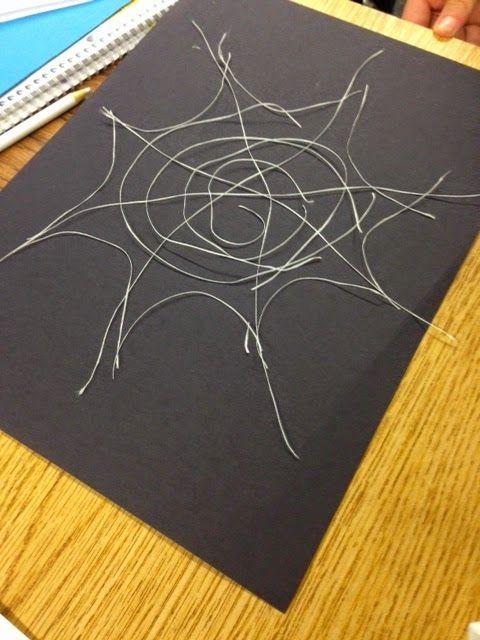 4th Grade Frolics: STEM, Spiders, & Sticky Webs
