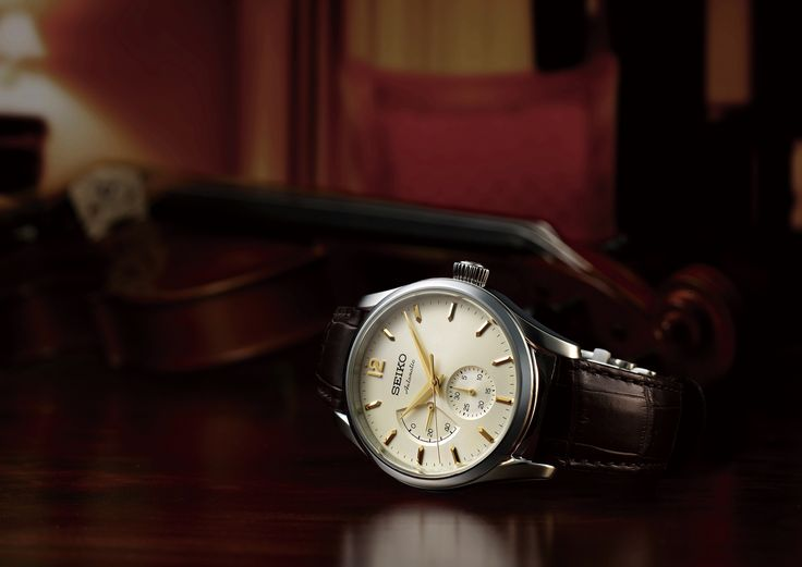 Seiko Presage Automatic 60th Anniversary Limited Edition from PROFESSIONALWATCHES