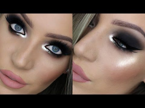 NEW YEARS EVE GLAM MAKEUP TUTORIAL FOR HOODED EYES! Hi my loves! So with NYE fast approaching, I figured I better get this video edited and up for you guys! ...