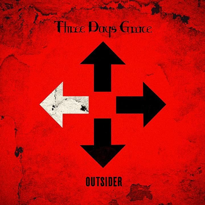 Three Days Grace Announce 'Outsider' Album, 'The Mountain' Video