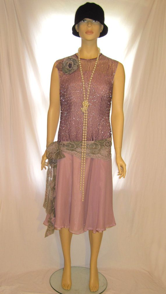Wonderful Aliexpress.com  Buy Scoop Strapless Beaded Fringe Gatsby Flapper Girls Inpired Dress Attire ...