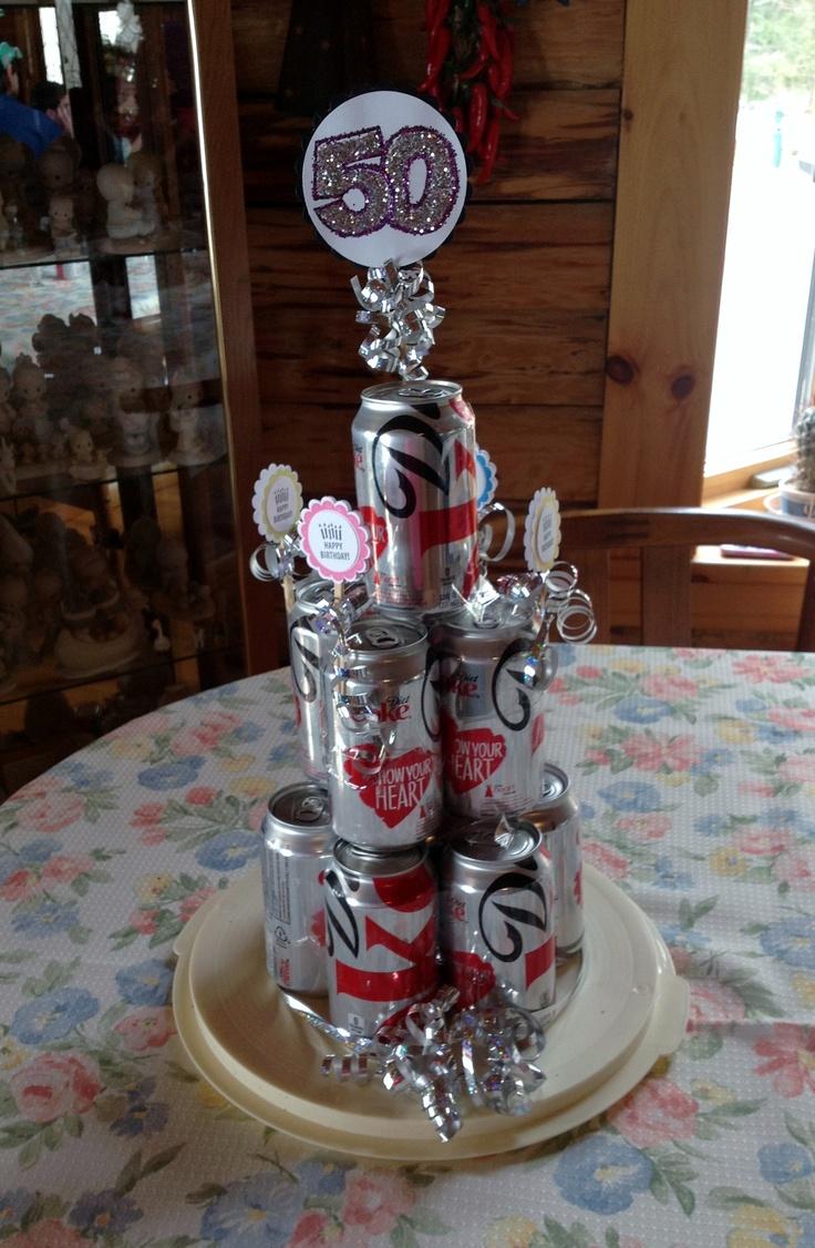 diet coke birthday cake