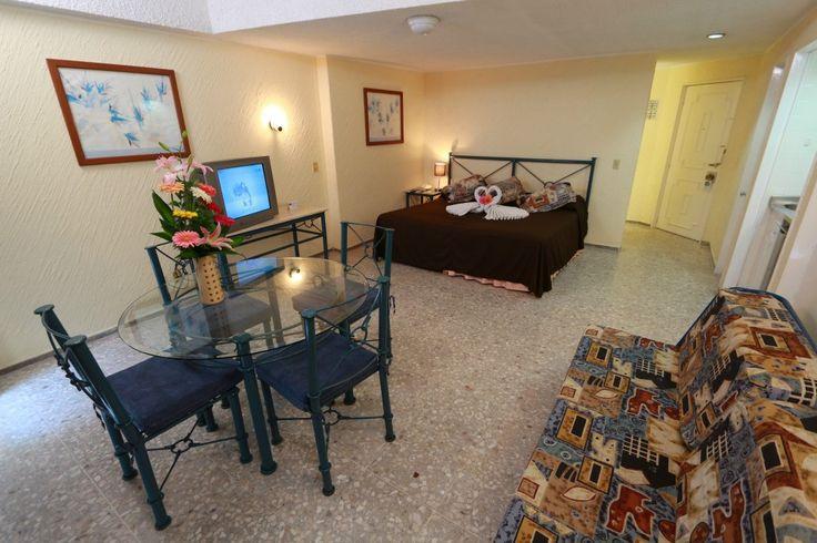 habitaciones las torres gemelas acapulco 5