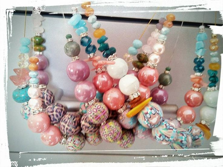 milifiori handmade beads and necklaces