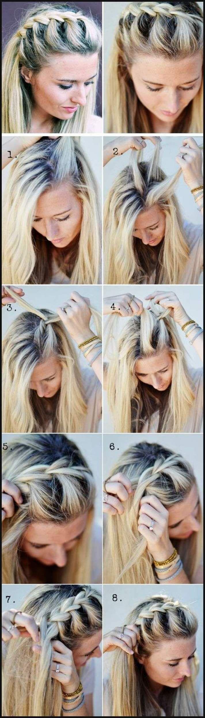 82 best Frisuren images on Pinterest | Hairstyle ideas, Short hair ... | Einfache Frisuren