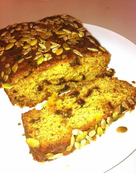Pineapple and Date Loaf