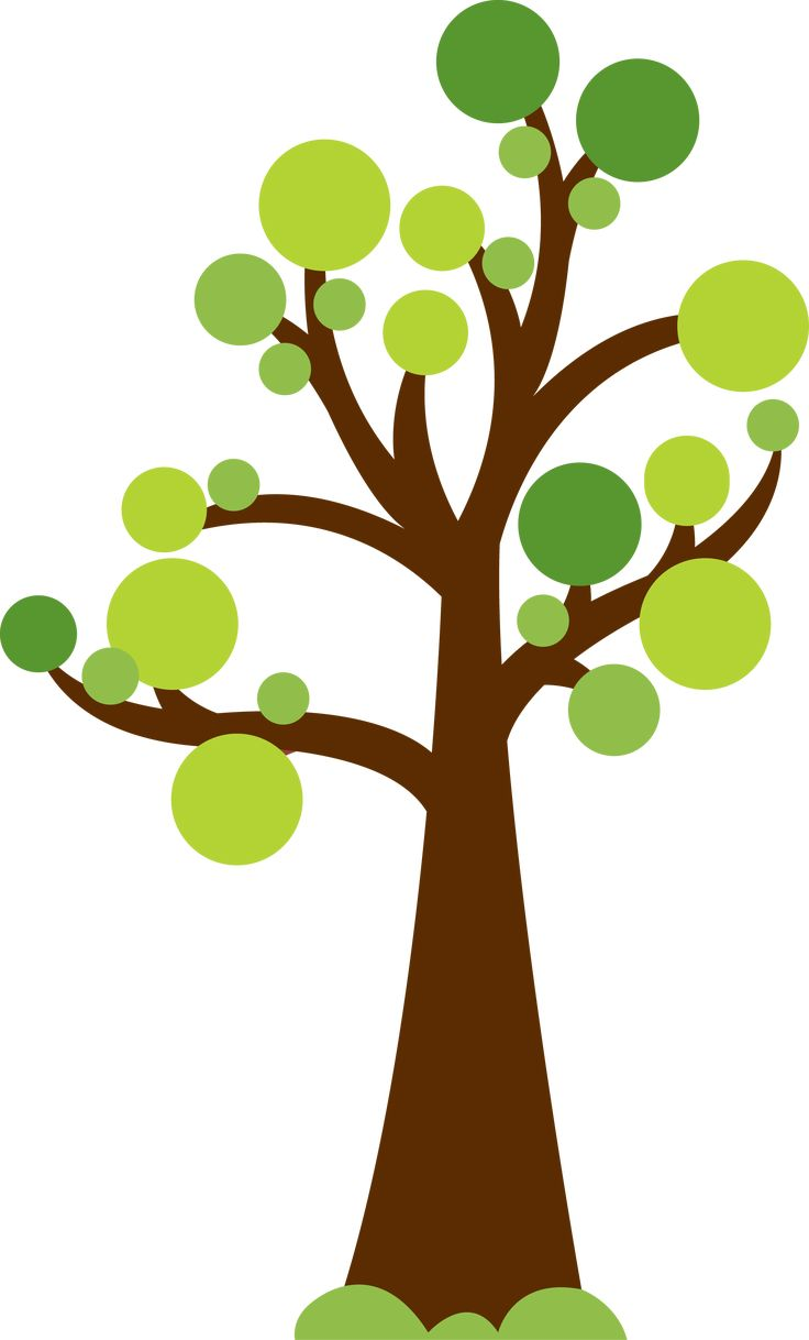 Best 25 Tree Clipart Ideas On Pinterest Felt Applique