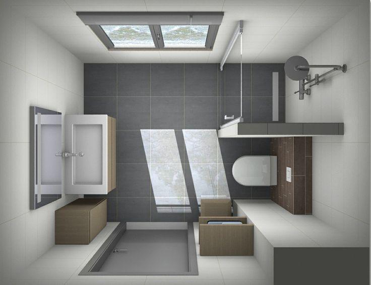 61 best 3d badkamer ontwerpen images on pinterest, Badkamer