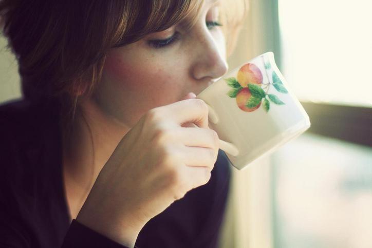 Thee drinken is goed voor je gezondheid, en wel zeker bij dit koude herfstweer! Vul dat kannetje met warm water al maar op.