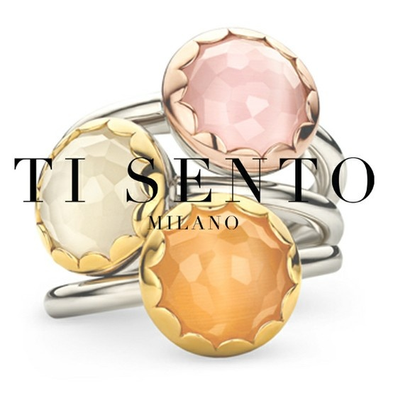 Diamontrigue has a large collection of the newest Ti Sento Milano Jewelry! Come see us to find the right European accessory for your style!