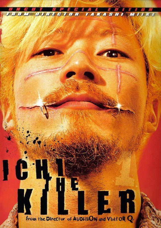 Ichi The Killer (Takashi Miike chez les Yakuzas)