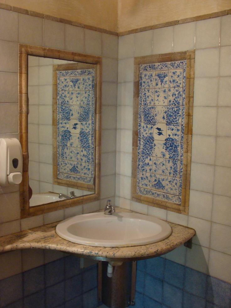 Bathroom in Siracusa
