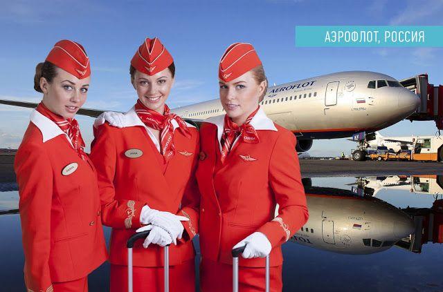 Транспортный блог Saroavto: Форма стюардесс в различных авиакомпаниях мира