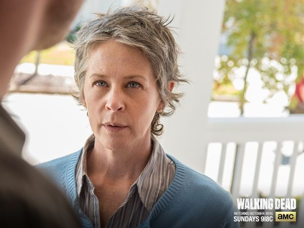 Carol from Walking Dead - The fantastic Melissa McBride