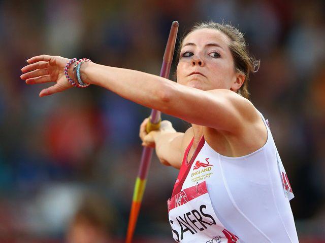 Goldie Sayers, men's 4x400m relay team to receive Beijing bronze