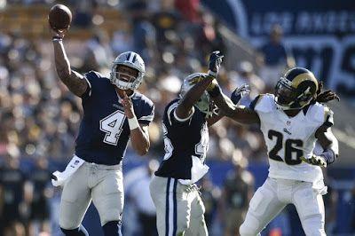 NFL FOOTBALL TICKETS: NFL International Series - Los Angeles Rams vs New...