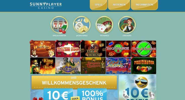Sunnyplayer Merkur Online Spiele