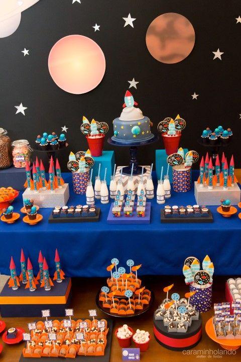 Galeria Fiesta de astronauta