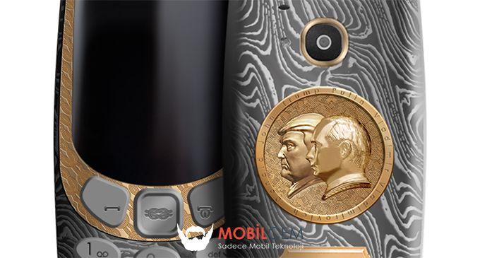 Nokia 3310 Trump ve Putin