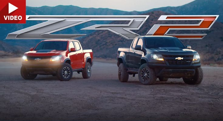 If Chevrolet didn't convince you the new ZR2 Colorado is a performance-bred, offloading beast, this video presentation will.