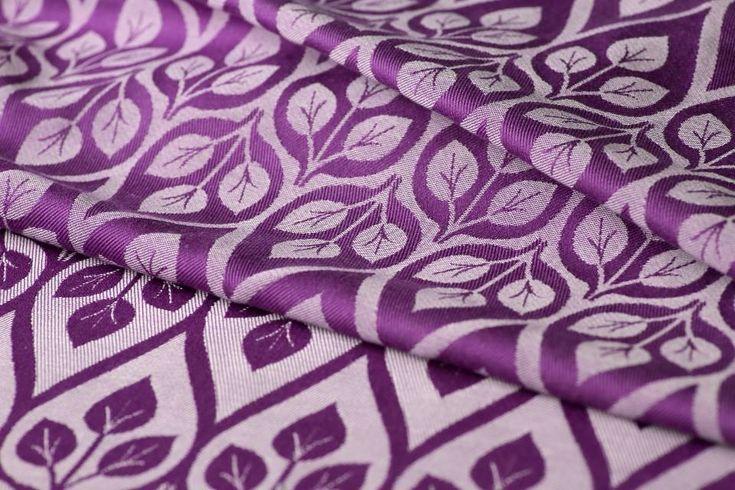 Yaro Slings La Vita Violet Repreve Wrap  (repreve) Image