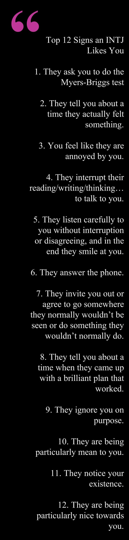 all true to some extent; esp 2, 5 & 6 :-)
