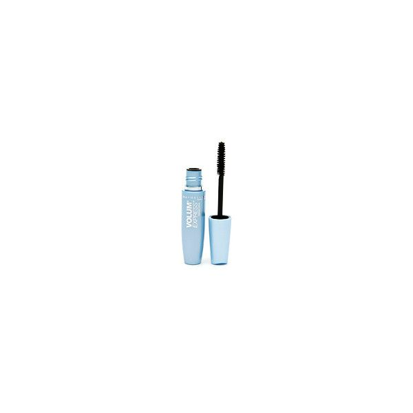 Buy Maybelline Volum' Express - Waterproof Mascara, Very Black Online... ($6.59) ❤ liked on Polyvore featuring beauty products, makeup, eye makeup, mascara, fillers, accessories, blue, maybelline eye makeup, maybelline mascara and maybelline