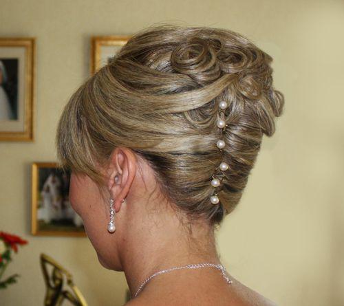french twist with curls | French-Twist-with-curls