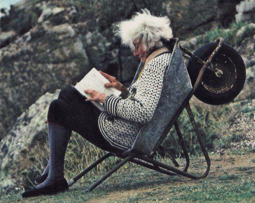 Outdoor Reading Spot Idea #22 « Atlanta Booklover's Blog