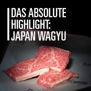 Japanisches Wagyu