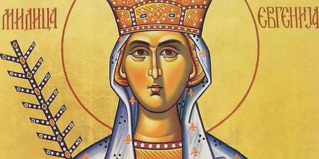 After the death of her husband at the Battle of Kosovo (1389) Milica ruled Serbia until 1393 when her son, Stefan Lazarević Hrebeljanović, came of age. At that time, much wisdom and courage was needed to reign in a country which was nominally free but always under threat of invading forces. It was difficult to maintain a national spirit without provoking neighbouring kingdoms to raid or plunder. Milica proved herself an able ruler at a very trying time. Her personal tragedy did not interfere…