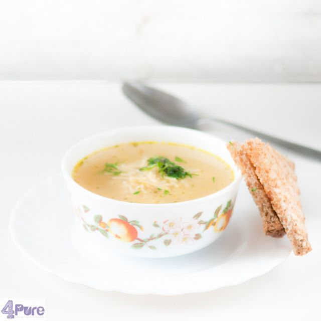 Seven get wel soon soups - English recipes - Feeling you start getting a cold? Eat these soups to start getting better.
