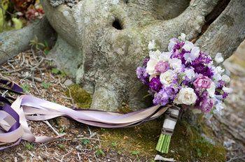 Wedding, Flowers, Bouquet, Purple, Bride, Lavender, Soiree floral, Nantucket