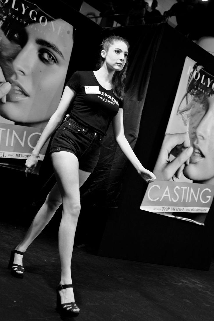 #CastingAgenceMetropolitan #Montpellier #Polygone #PolygoneMontpellier Anais Armand-Petrier