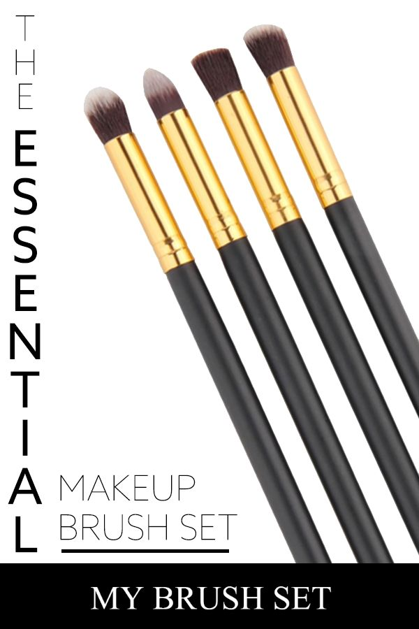 We Can't Get Enough of This 4 Piece Blending Brushes- NOW ON SALE - Click Link in Bio - Limited Time Offer!