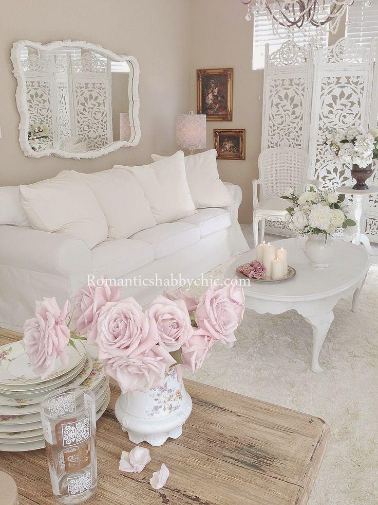 nice My Shabby Chic Home ~ Romantik Evim ~Romantik Ev: Romantic SHABBY CHIC : Romantic country style