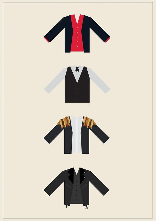 So inspired by men's style at the moment!! The ultimate male style icon is Brandon Flowers! I love his playful approach!