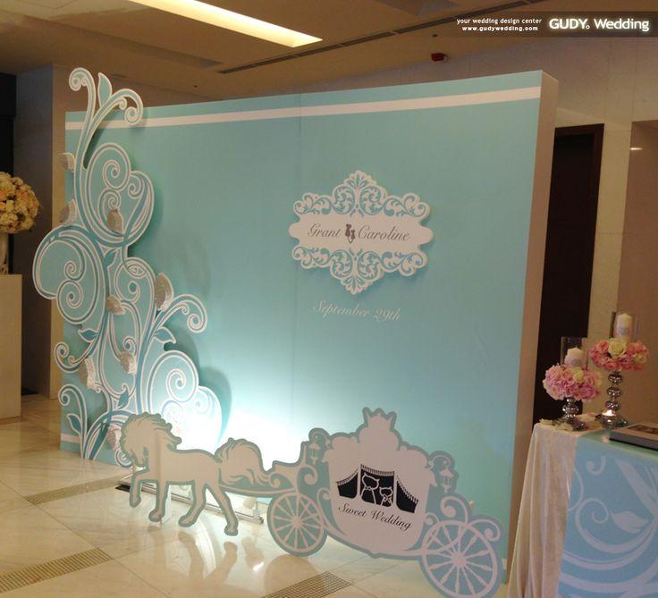 GUDY Wedding 婚禮設計 - 婚禮佈置♥維多麗亞*仙杜瑞喵的奇幻婚禮