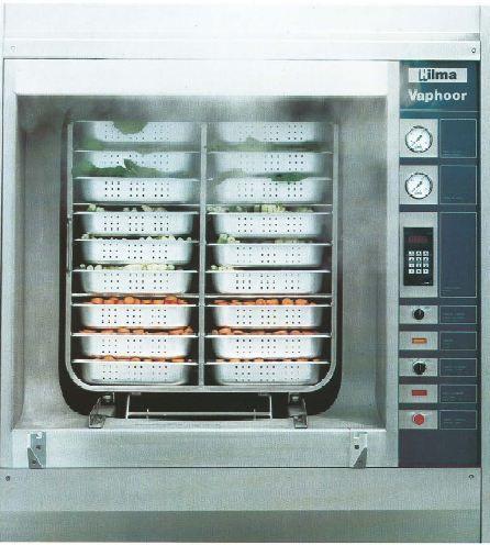 HELAUTOMATISK TRYKKOKER - INDIREKTE STEAM. 200kg STEAM PR/t. - SCHEIE & CO AS