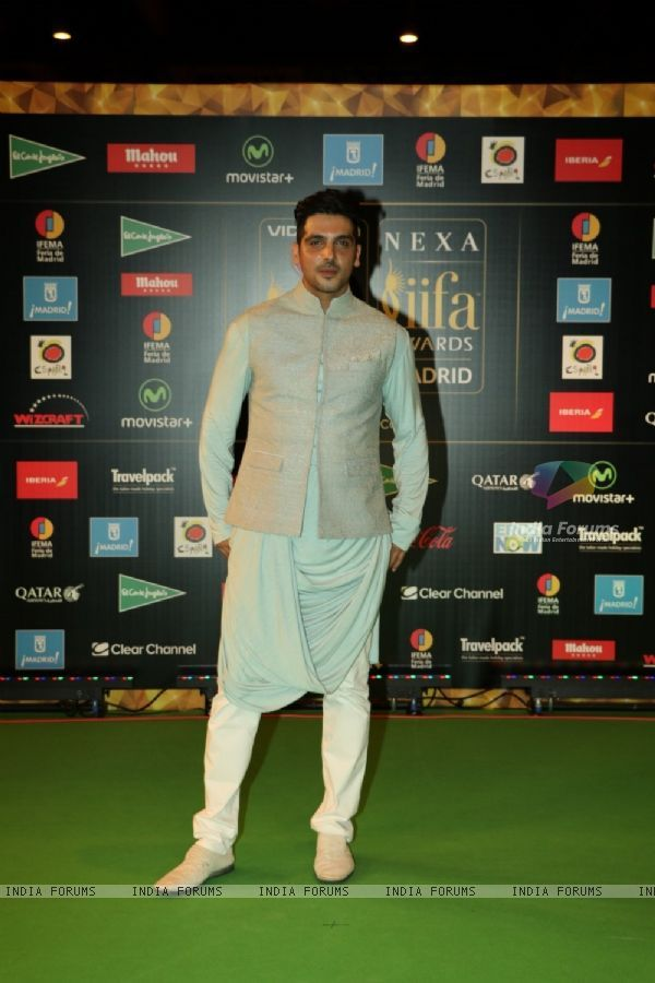 Zayed Khan at Star Studded 'IIFA AWARDS 2016'
