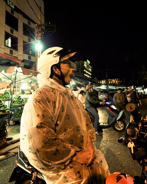 The Yawn, Dalat Night Market in Vietnam
