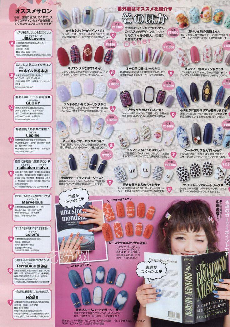 Nail art Ideas | #Popteen Magazine 2014 part5