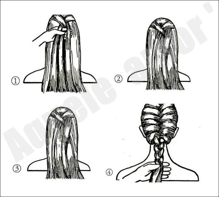 DIY Trança Embutida: Easy Hair, French Braids, Favorite Hair, Hairstyles, Bookmark 25731268, Hair Styles How, Hair Fashion Makeup, Hair