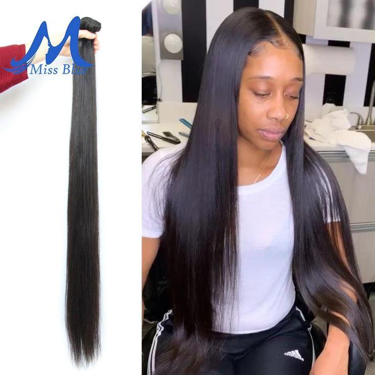 Miss blue Brazilian Hair Weave Weavet Human Hair Extensions