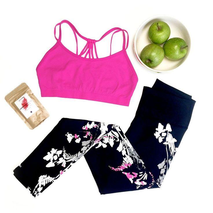 Bereit fürs Wochenend-Workout? Frische Äpfel sorgen für Energie!  @mygoodme  #Fitness #Workout