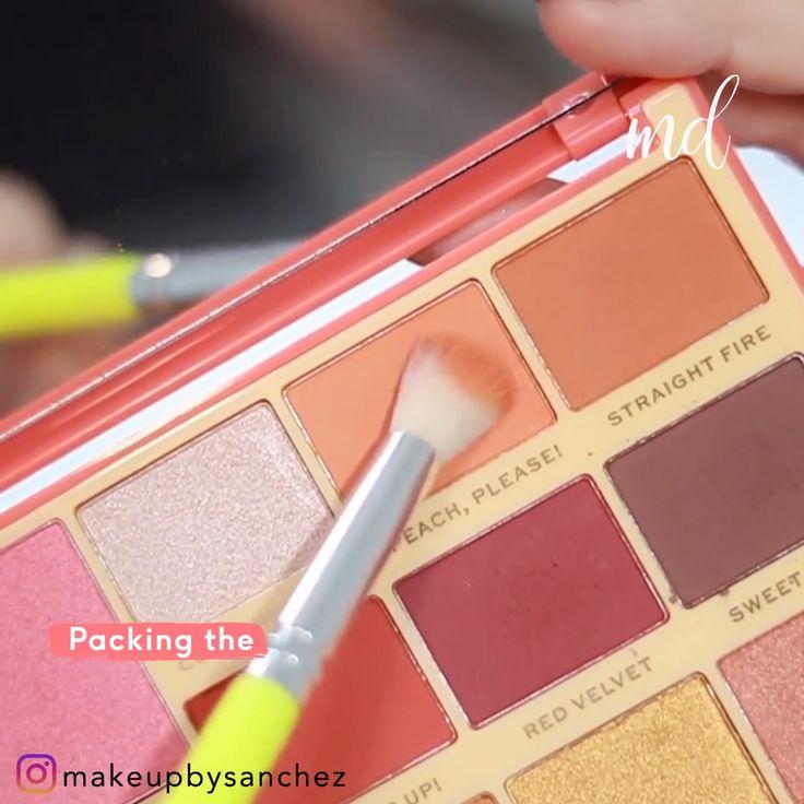 TUTORIAL DE MAQUIAGEM INSPIRADA PARA OUTONO NATURAL QUENTE #makeupmakeup #makeuptutorial    – Make up