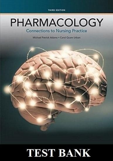 30 best pharmacology book reviews images on pinterest book reviews pharmacology connections to nursing practice 3rd edition adams test bank fandeluxe Choice Image