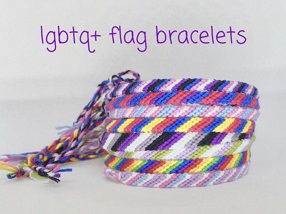 Lesbian AF Bracelet