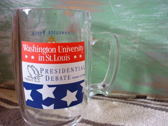 Presidental Debate 2000 Mug